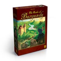 Jogo The Castle Of Burgundy - Grow