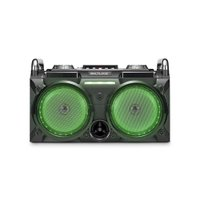 Caixa De Som Dj Station Bluetooth/Fm/Sd/Usb Com Led Multilaser - SP257