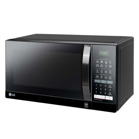 Micro-ondas Easy Clean 30L Preto LG MS3057QA