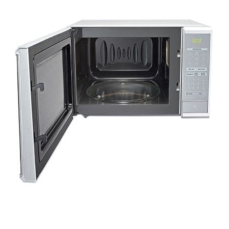 Micro-Ondas Easy Clean 30L Prata Espelhado LG  - MS3059L