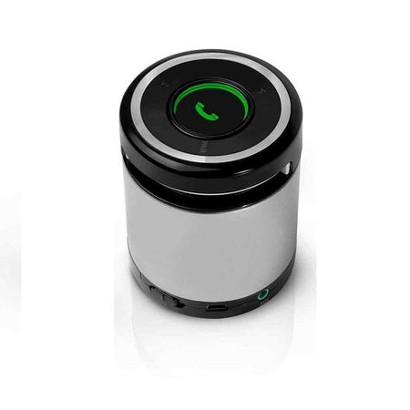 Caixa De Som Multilaser 10W Rms Aux. Mini Bluetooth - SP155