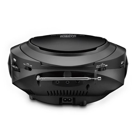 Caixa De Som Boombox 20W Rms Cd/Usb/Sd/Fm/Aux. - SP178