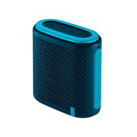 Caixa De Som Pulse Mini Bluetooth/Sd/P2 10W Rms Azul E Verde - SP237