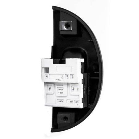 Botão Interruptor Simples Do Vidro Elétrico Dianteiro Direito Fiat Palio Young 1996 em diante.