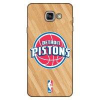 Capa de Celular NBA - Samsung Galaxy A3 2016 - Detroit Pistons - B09