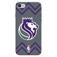Capa de Celular NBA - Iphone 7 - Sacramento Kings - E19