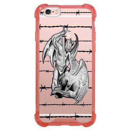 Capa Intelimix Anti-Impacto Rosa Apple iPhone 6 6s Prison Break - TV93