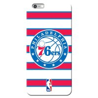 Capa de Celular NBA - Iphone 6 6S - Philadelphia 76ers - E09