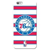 Capa de Celular NBA - Iphone 6 6S - Philadelphia 76ers - E09