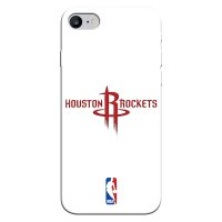 Capa de Celular NBA - Iphone 7 - Houston Rockets - A13
