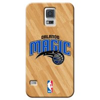 Capa de Celular NBA - Samsung Galaxy S5 - Orlando Magic - B24