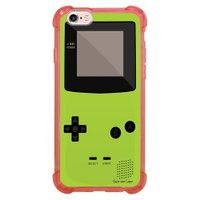 Capa Intelimix Anti-Impacto Rosa Apple iPhone 6 6s Games - GA69