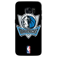 Capa de Celular NBA - Samsung Galaxy S6 Edge - Dallas Mavericks - A07