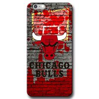 Capa de Celular NBA - Iphone 6 6S - Chicago Bulls - F06