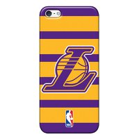 Capa de Celular NBA - Iphone 5C - Los Angeles Lakers - E02