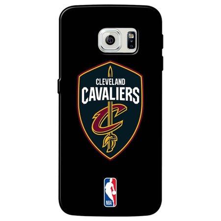 Capa de Celular NBA - Samsung Galaxy S6 Edge - Cleveland Cavaliers - A06