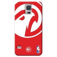 Capa de Celular NBA - Samsung Galaxy S5 - Atlanta Hawks - D01