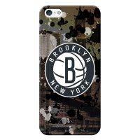Capa de Celular NBA - Iphone 5C - Brooklyn Nets - F09