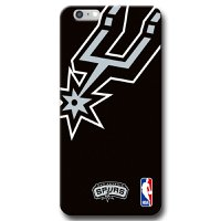 Capa de Celular NBA - Iphone 6 Plus 6S Plus - San Antonio Spurs - D29