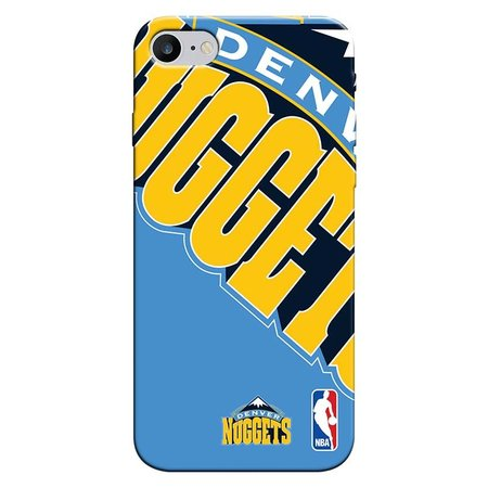 Capa de Celular NBA - Iphone 7 - Denver Nuggets - D08