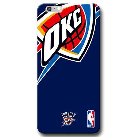 Capa de Celular NBA - Iphone 6 Plus 6S Plus - Oklahoma City Thunder - D23