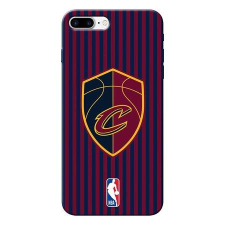 Capa de Celular NBA - Iphone 7 Plus - Cleveland Cavaliers - E06