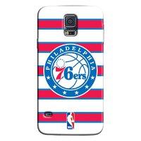 Capa de Celular NBA - Samsung Galaxy S5 - Philadelphia 76ers - E09
