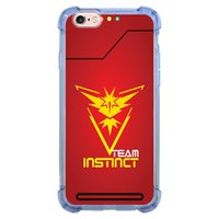 Capa Intelimix Anti-Impacto Azul Apple iPhone 6 6s Games - GA47