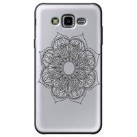 Capa  Personalizada para Samsung Galaxy J7 Neo - Mandala - TP260