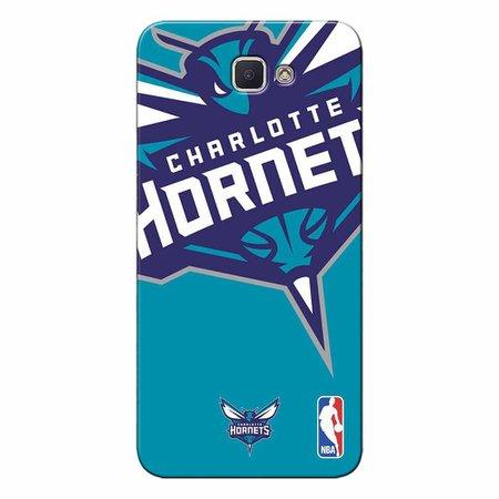 Capa de Celular NBA - Galaxy J7 Prime Charlotte Hornets - D04
