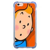 Capa Intelimix Anti-Impacto Azul Apple iPhone 6 6s Nostalgia - NT80