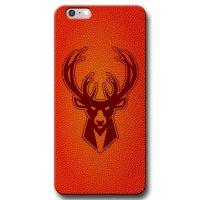 Capa de Celular NBA - Iphone 6 6S - Milwaukee Bucks - C17