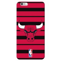 Capa de Celular NBA - Iphone 6 Plus 6S Plus - Chicago Bulls - E30