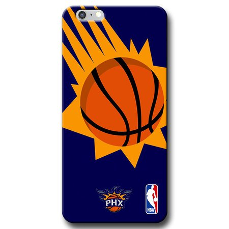 Capa de Celular NBA - Iphone 6 6S - Phoenix Suns - D26