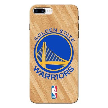 Capa de Celular NBA - Iphone 7 Plus - Golden State Warriors - B10