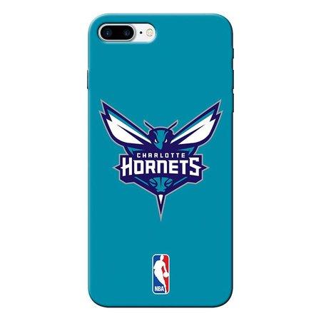 Capa de Celular NBA - Iphone 7 Plus - Charlotte Hornets - A04