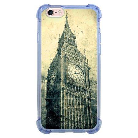 Capa Intelimix Anti-Impacto Azul Apple iPhone 6 6s London - CD18