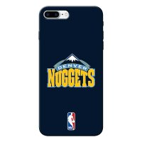 Capa de Celular NBA - Iphone 7 Plus - Denver Nuggets - A08