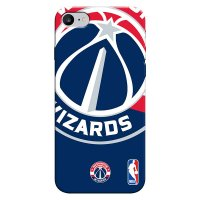 Capa de Celular NBA - Iphone 7 - Washington Wizards - D14
