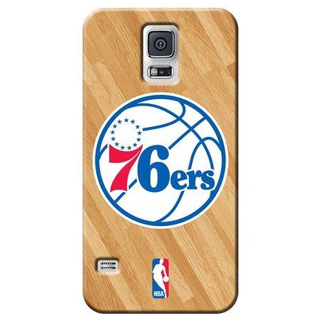 Capa de Celular NBA - Samsung Galaxy S5 - Philadelphia 76ers - B25