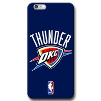 Capa de Celular NBA - Iphone 6 6S - Oklahoma City Thunder - A24