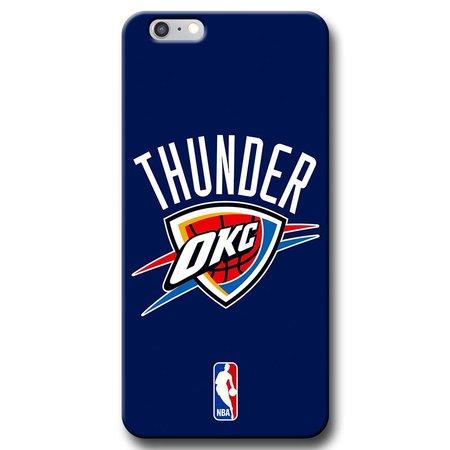 Capa de Celular NBA - Iphone 6 6S - Oklahoma City Thunder - A24