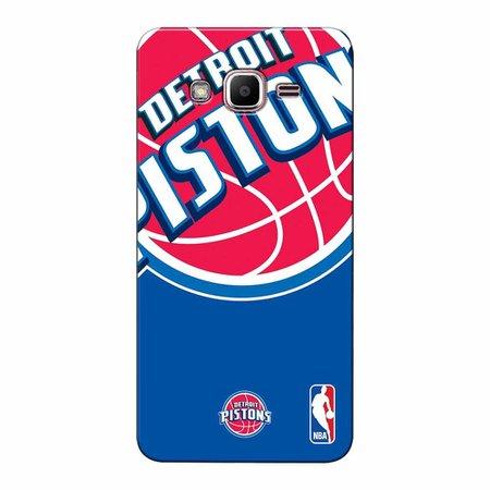Capa de Celular NBA - Galaxy J2 Prime - Detroit Pistons - D09
