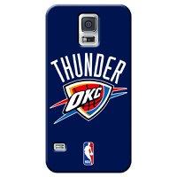 Capa de Celular NBA - Samsung Galaxy S5 - Oklahoma City Thunder - A24