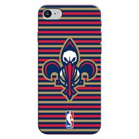 Capa de Celular NBA - Iphone 7 - New Orleans Pelicans - E05