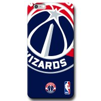 Capa de Celular NBA - Iphone 6 Plus 6S Plus - Washington Wizards - D14