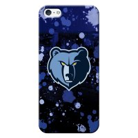 Capa de Celular NBA - Iphone 5C - Memphis Grizzlies - F08