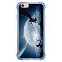 Capa Intelimix Anti-Impacto Azul Apple iPhone 6 6s Games - GA04