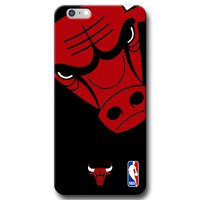 Capa de Celular NBA - Iphone 6 6S - Chicago Bulls - D05