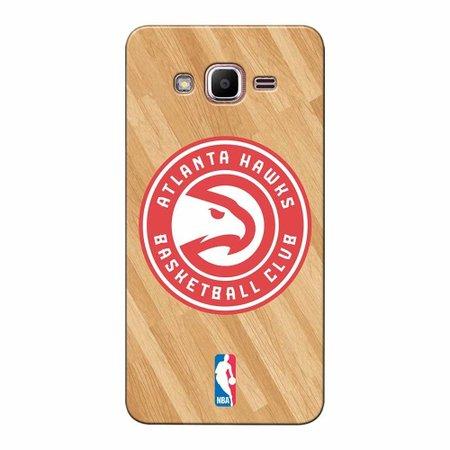 Capa de Celular NBA - Galaxy J2 Prime - Atlanta Hawks - B01